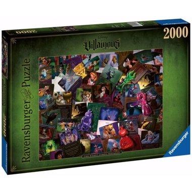 Disney Villainous: The Worst Comes Prepared - Puzzel (2000)