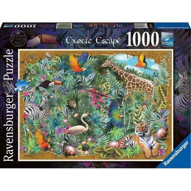 Exotisch Plaatje - Puzzel (1000)