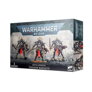 Warhammer 40,000 - Adepta Sororitas: Paragon Warsuits