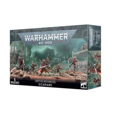 Warhammer 40,000 - Adeptus Mechanicus Sicarians