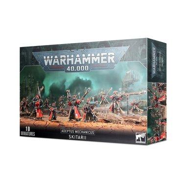 Warhammer 40,000 - Adeptus Mechanicus: Skitarii