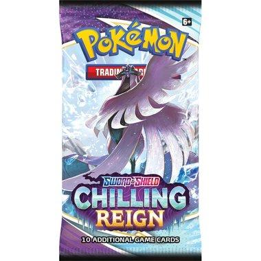 Pokémon: Sword & Shield - Chilling Reign (Booster)