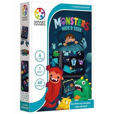 Monsters Hide & Seek (6+)