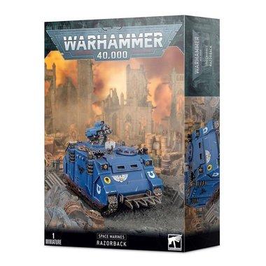 Warhammer 40,000 - Space Marines: Razorback