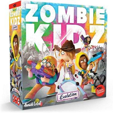 Zombie Kidz Evolution [Engelse versie]