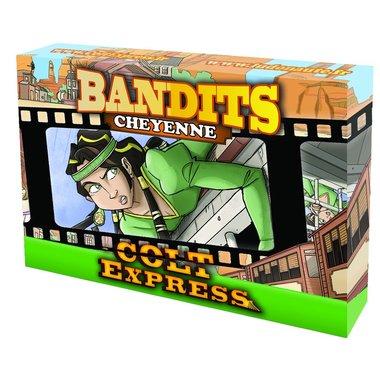 Colt Express: Bandits - Cheyenne [Frans-Engelse versie]