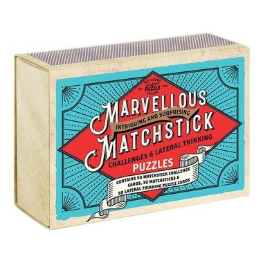 Marvelllous Matchstick Puzzles