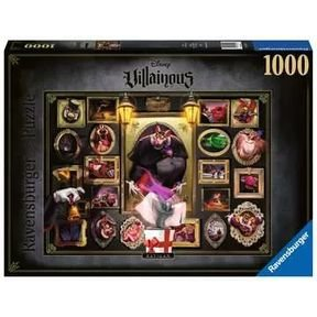 Disney Villainous: Ratigan - Puzzel (1000)