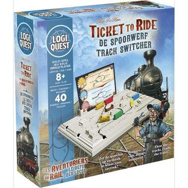 Logiquest: Ticket to Ride (De Spoorwerf)