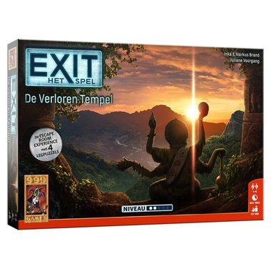 EXIT: De Verloren Tempel