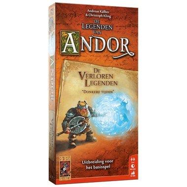 De Legenden van Andor: De Verloren Legenden - Donkere Tijden