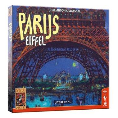Parijs: Eiffel