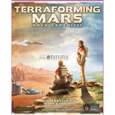 [PRE-ORDER] Terraforming Mars: Ares Expeditie [Nederlandse versie]