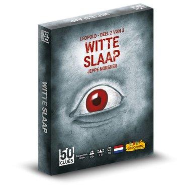 50 Clues: Witte Slaap (Leopold Deel 2)