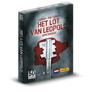 50 Clues: Het Lot van Leopold (Leopold Deel 3)
