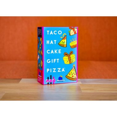 Taco Hat Cake Gift Pizza