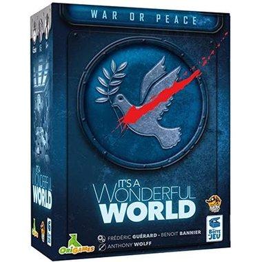 It's a Wonderful World: War or Piece [Nederlandse versie]