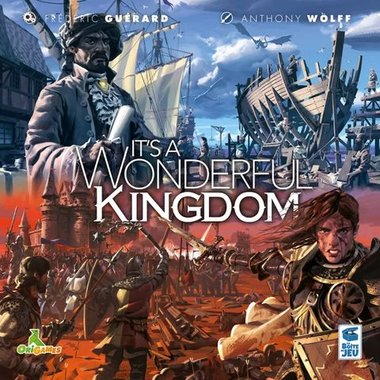 It's a Wonderful Kingdom [Nederlandse versie]