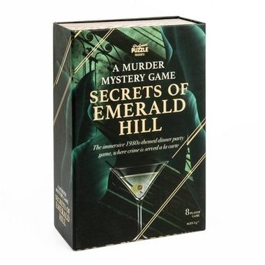 Secrets of Emerald Hill