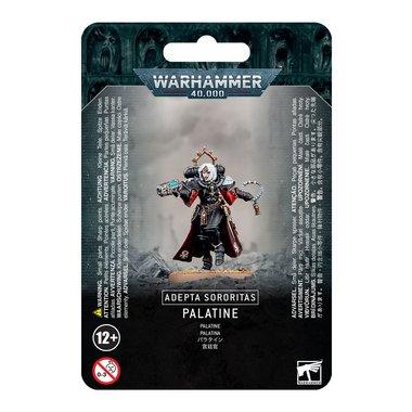 Warhammer 40,000 - Adepta Sororitas: Palatine