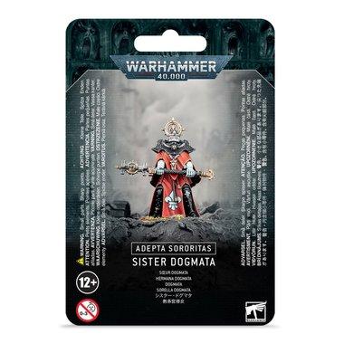 Warhammer 40,000 - Adepta Sororitas: Sister Dogmata