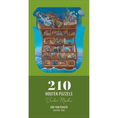 Ark van Noach - Puzzel (210)