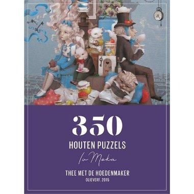 Thee met de Hoedenmaker - Puzzel (350)