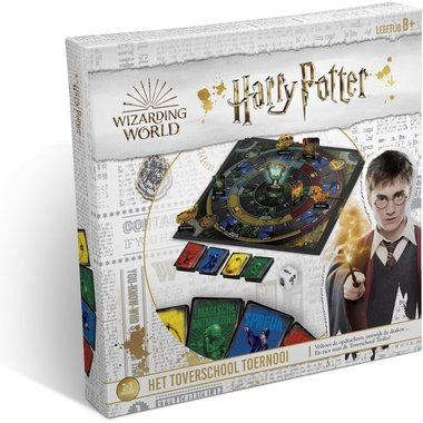 Harry Potter: Het Toverschool Toernooi