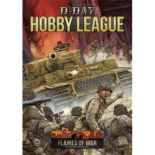 Flames of War: D-Day Hobby League Gaming Kit