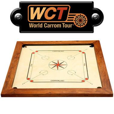 [LICHT BESCHADIGD] Carrom: WCT Winit (88 x 88 cm)