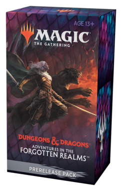 MTG: Adventures in the Forgotten Realms Prerelease Pack