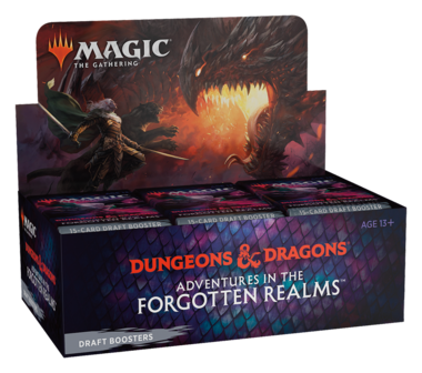 MTG: Adventures in the Forgotten Realms Draft Boosterbox