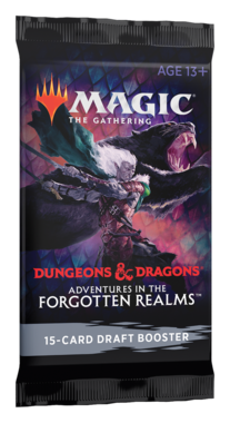 MTG: Adventures in the Forgotten Realms Draft Booster