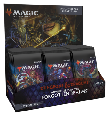 MTG: Adventures in the Forgotten Realms Set Boosterbox