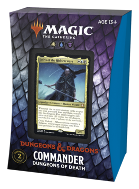 MTG: Adventures in the Forgotten Realms - Commander (Dungeons of Death)