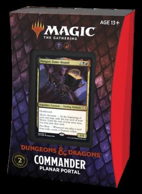 MTG: Adventures in the Forgotten Realms - Commander (Planar Portal)