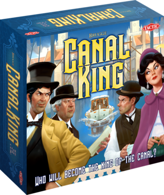 [2EHANDS] Canal King Brugge