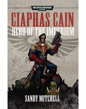 [GEMIDDELD BESCHADIGD] Ciaphas Cain: Hero of the Imperium