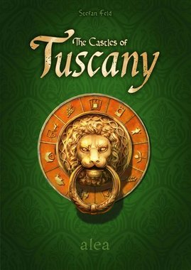 [GEMIDDELD BESCHADIGD] The Castles of Tuscany