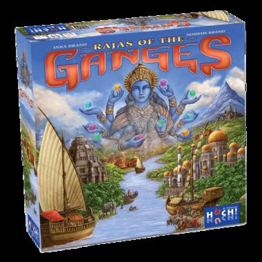 [LICHT BESCHADIGD] Rajas of the Ganges [Engelse versie]