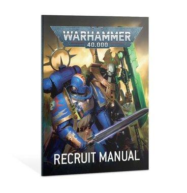 [GEMIDDELD BESCHADIGD] Warhammer 40,000 - Recruit Edition
