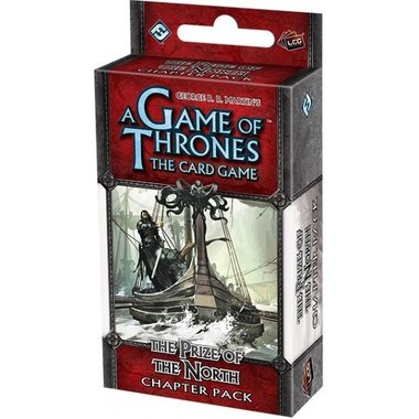 [LICHT BESCHADIGD] A Game of Thrones: The Card Game - The Prize of the North