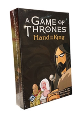 [LICHT BESCHADIGD] A Game of Thrones: Hand of the King