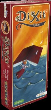 Dixit 2: Quest (Uitbreiding)