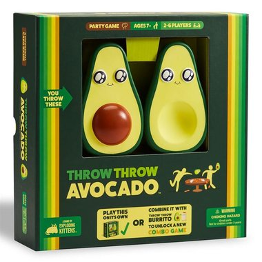 Throw Throw Avocado [Engelse versie]