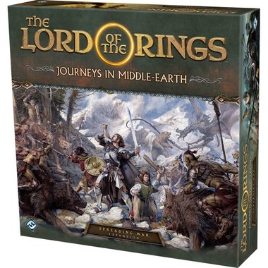 Lord of the Rings: Journeys in Middle-earth - Spreading War