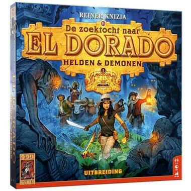 De Zoektocht naar El Dorado: Helden & Demonen