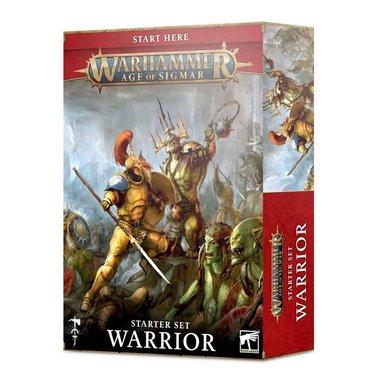 Warhammer: Age of Sigmar - Warrior Starter Set