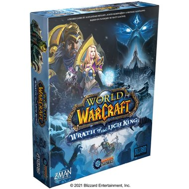 [PRE-ORDER] Pandemic: Wrath of the Lich King (World of Warcraft)