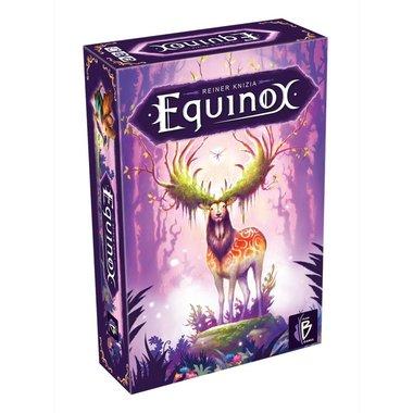 [PRE-ORDER] Equinox [Paarse versie]
